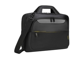 Targus torba citygear 15-17.3 cala topload laptop case - czarny