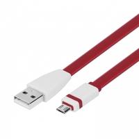 Tb kabel usb-micro usb 1m burgundowy