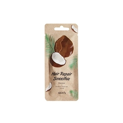 Skin79  regenerująco-wygładzająca maska do włosów hair repair smoothie - coconut