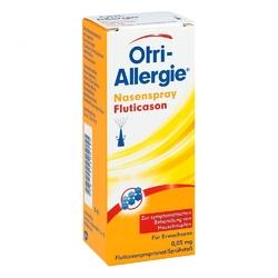 Otri-allergie flutikason w aerozolu do nosa