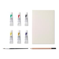 Reeves watercolour starter set