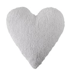 Poduszka Serce Corazón Blanco - Lorena Canals