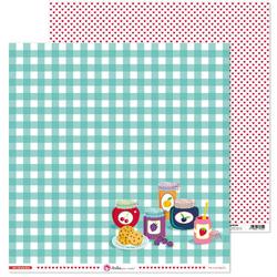 Kuchenny papier z przetworami 30x30cm En mi cocina - 07