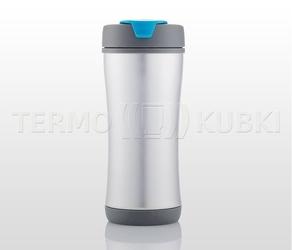 Kubek termiczny 225 ml ecoterm niebieskiszary