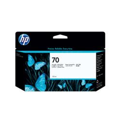 Czarny fotograficzny wkład atramentowy HP 70 DesignJet 130 ml