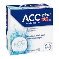 Acc akut tabletki musujące na kaszel 600 mg