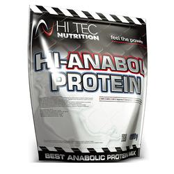HI-TEC HI Anabol Protein - 1000g - Strawberry