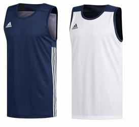 Koszulka dwustronna koszykarska adidas 3G Speed - DY6594