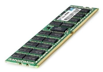 Hewlett packard enterprise 16gb 1x16gb single rank x4 ddr4-2666 cas-19-19-19 registered memory kit        815098-b21