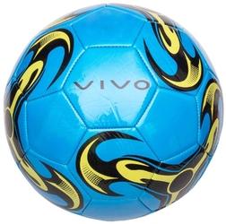 Piłka nożna vivo shine 5 niebiesko-żółta