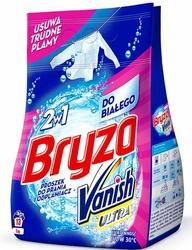 Bryza 2w1 Vanish Ultra, Białe tkaniny, proszek do prania, 1kg, 13 prań
