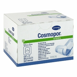 Cosmopor 72x5cm plaster jałowy