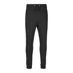 Spodnie dresowe męskie diadora pants logo - czarny