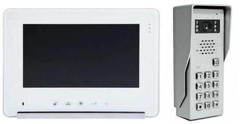 Wideodomofon VIDOS M690W S2S50D - Szybka dostawa lub możliwość odbioru w 39 miastach