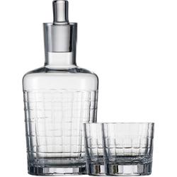 Karafka i szklanki do whisky - zestaw prezentowy Hommage Carat Zwiesel SH-1361-05LCR-SET