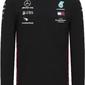 Koszulka longsleeve mercedes amg petronas f1 2020 czarna - czarny