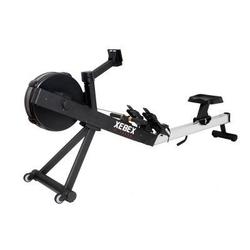 Wioślarz powietrzny xebex air rower 3.0 xbx-200 - bauer fitness