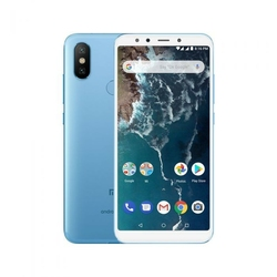 XIAOMI Smartfon Mi A2 Dual Sim 464GB Niebieski