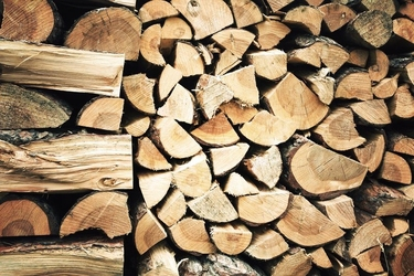 Fototapeta drewno do kominka fp 45