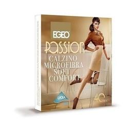 Egeo passion microfibra soft comfort 40 den skarpetki