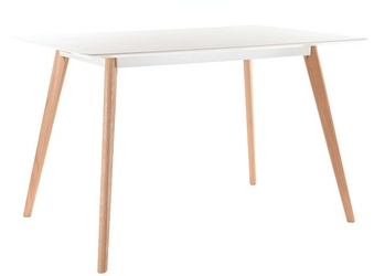 Stół vigo 160x90cm biały