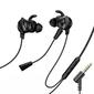 Baseus słuchawki przewodowe gamo h15 mini jack 3.5mm black