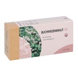 Buchweizenkraut herbata ziołowa z gryki