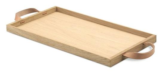 Taca do serwowania Norr drewno naturalne