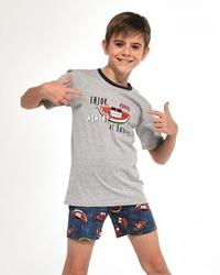 Cornette young boy 79083 watermelon 134-164 piżama chłopięca