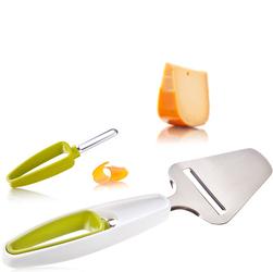 Nóż do sera z obieraczką Tomorrows Kitchen TK-4654660