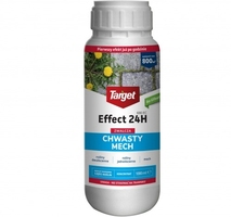 Effect 24h 680 ec – zwalcza chwasty i mech – 1000 ml target
