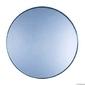 Gieradesign :: lustro dekoracyjne scandi mono okrągłe  granatowe śr. 50