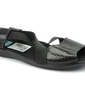 Pantofle adanex 21461 czarny