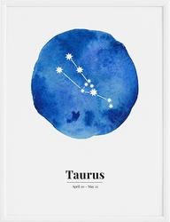 Plakat Taurus 21 x 30 cm