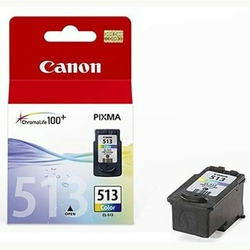 Tusz Oryginalny Canon CL-513 2971B001 Kolorowy - DARMOWA DOSTAWA w 24h