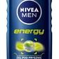 Nivea men bath energy, żel pod prysznic dla mężczyzn, 250ml