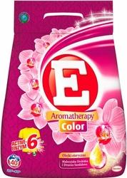 E, Color, Malaysian OrchidSandalwood, proszek do prania tkanin kolorowych, 40 prań, 2,8 kg