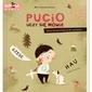 Książka Pucio uczy się mówić, M. Galewska-Kustra