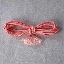 TWIST ART sznurek 11cm2,5m - różowy - RÓŻ