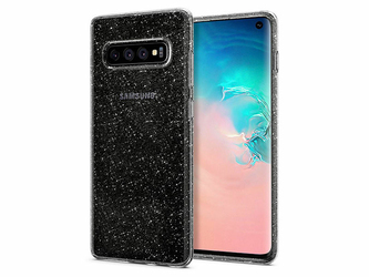 Etui Spigen Liquid Crystal Glitter Samsung Galaxy S10 Quartz