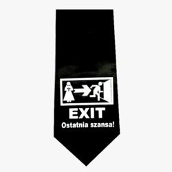 Krawat Kawalerski – Exit – Uciekający Pan Młody