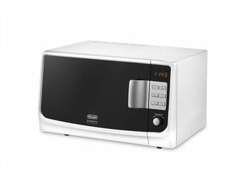Kuchenka mikrofalowa DELONGHI MW25GS  25 l  6 automatycznych programów  wyświetlacz