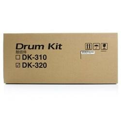 Bęben Oryginalny Kyocera DK-320 DK320 Czarny - DARMOWA DOSTAWA w 24h