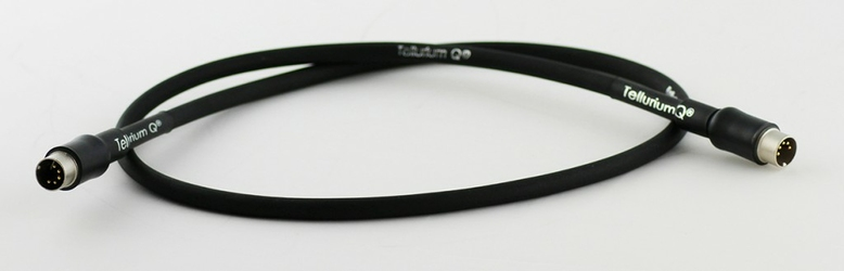 Tellurium Q DIN Black Długość: 2,5 m