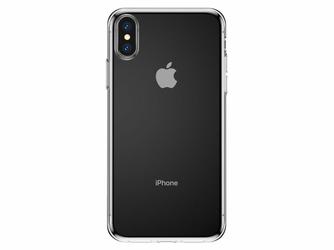 Etui Baseus Simplicity case do Apple iPhone XXs + Szkło Alogy