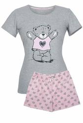 Muzzy Miś w Sweterku 4420 piżama damska