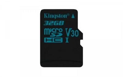 Kingston microSD  32GB Canvas Go 9045MBs UHS-I V30