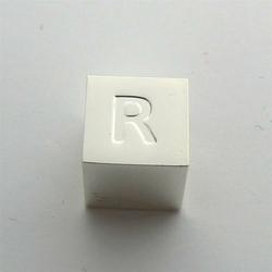 Litera R - kostka