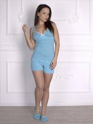 Piżama damska Roksana Valerie 349