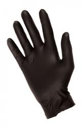 Monster Shine - mocna rękawiczka nitrylowa jak Black Mamba rozm. M - 100 szt